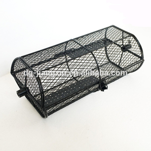 Barbecue Grill Rotisserie Basket