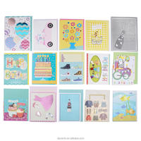 Wholesale handmade greeting cards birthday paper magic group greeting cards happy birthday greeting cards