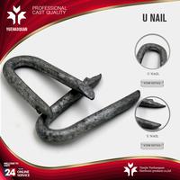 nail gun nails for fences Landscape Fabric Pin 1M 1X6 Eg Sod Staple