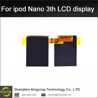 For ipod nano 3 lcd touch screen digitizer 3th