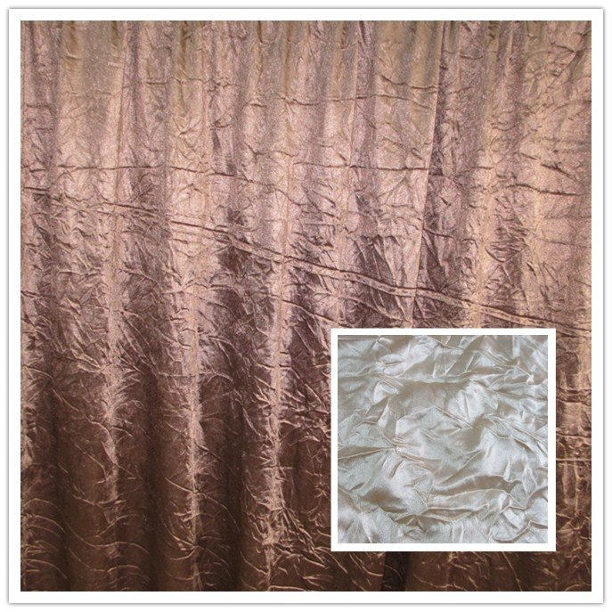 Our Satin Curtain Fabric Mainly Applied For Drapes Curtainslinning Of Heavy Curtainswedding Decoration Fabricstage Backdrop Fabricetc
