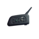 V6 -1200M Motorcycle Bluetooth Helmet Intercom/v6 interphone for single package