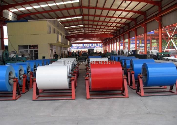 PPGI/PPGL STEEL COILS from Tianjin China 05
