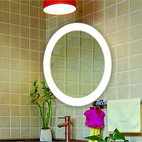 High quality high bright LED Frame lighted Mirror