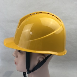 ABS helmet for construction using European Standard Height Safety Helmet