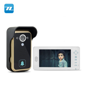 CE wireless doorbell for apartments door phone video entry system video doorphone set TL-A700A