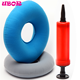 round shape pillow case cushion covers inflatable seat cushion