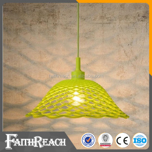 Factory Cheap flower silicon lamp/silicone pendant light/silicone ceiling rose