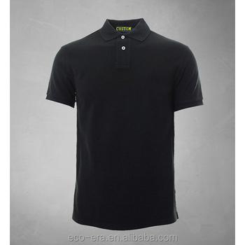 37bfb66b3cec5 China Apparel Stock Men s Polo Black Color Cheap Polo T Shirt - Buy Polo  Black