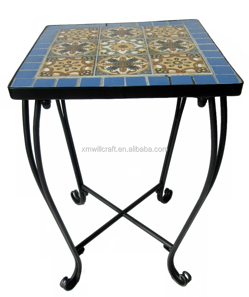 China Outdoor Mosaic Table Tops China Outdoor Mosaic Table Tops