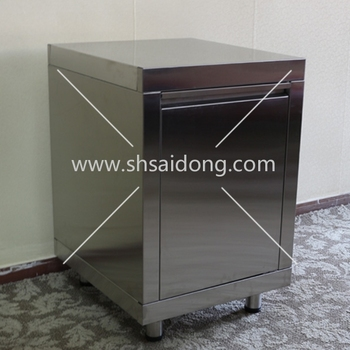Stainless Steel Bbq Cabinet Storage Movable Drawer With Lowest Price