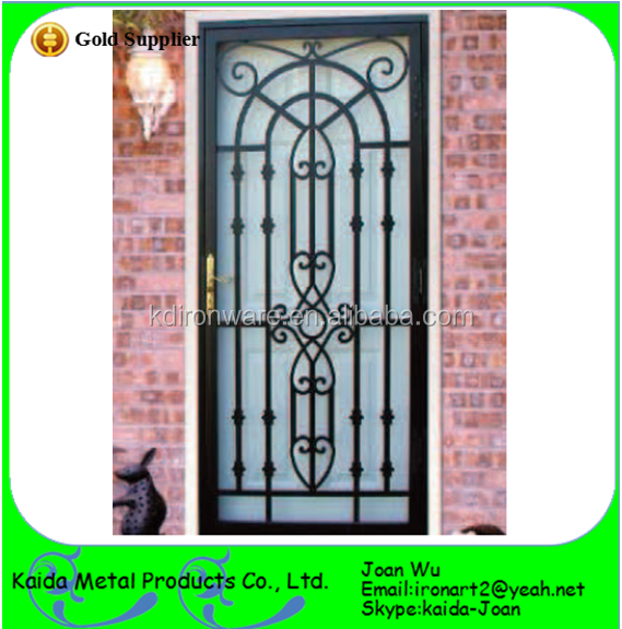 China Iron Door Design China Iron Door Design Manufacturers And