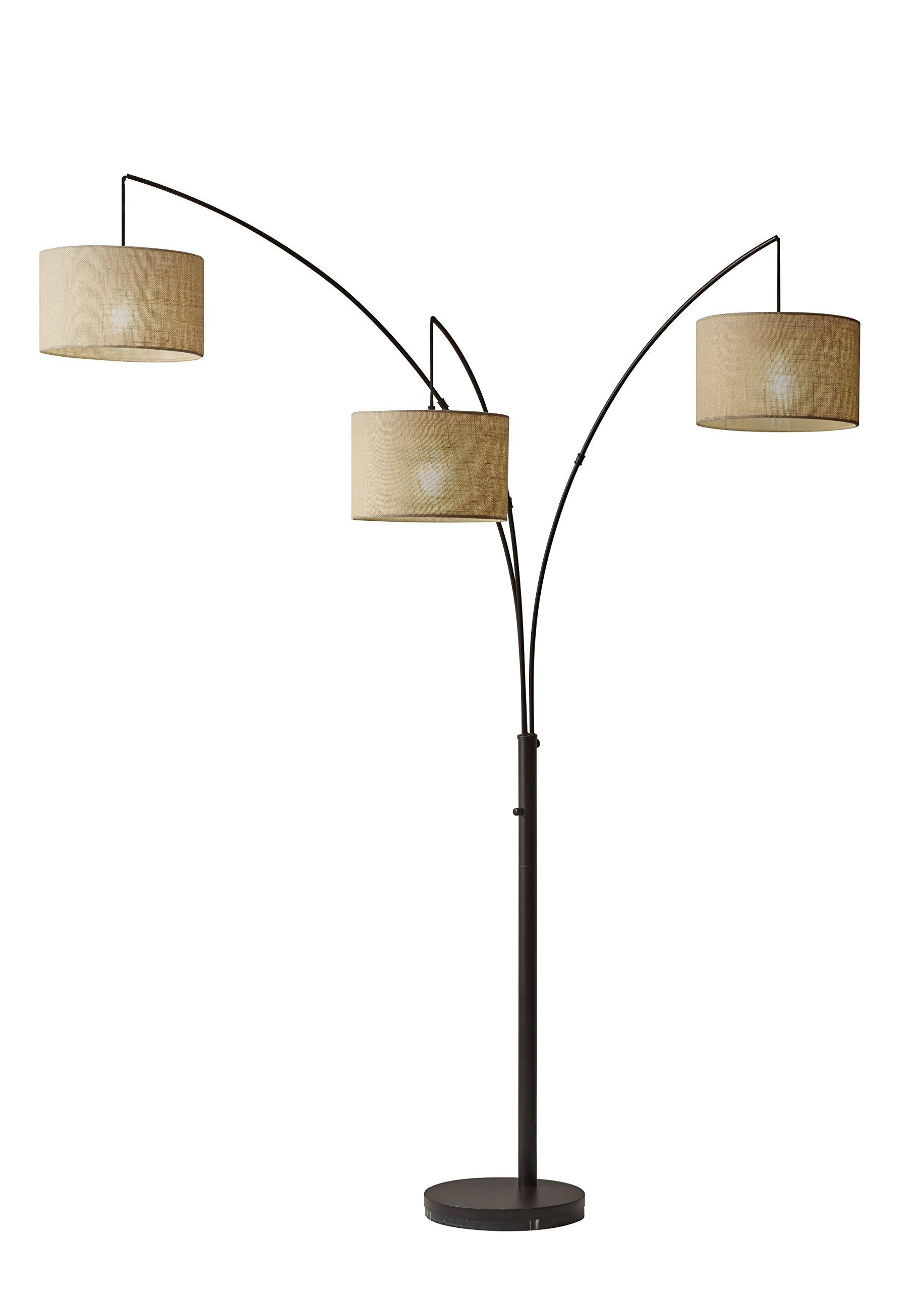 Buy Adesso Rodeo Floor Lamp Antique Bronze In Cheap Price