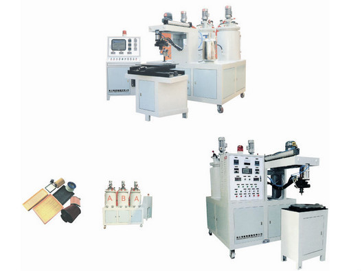 Pu machine/Automatic Filter Gasket Casting Machine