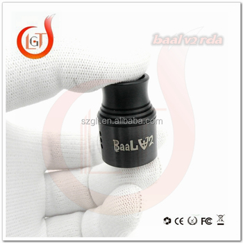 Engraved Afc Health Premium Rda Baal V3 Rda Clone Dripper China ...