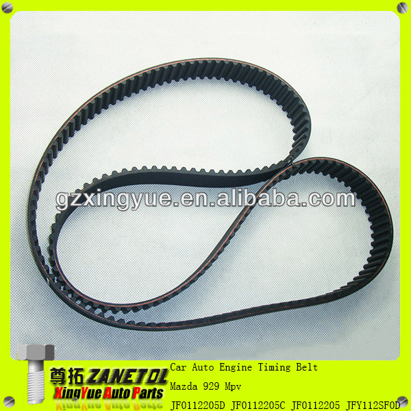Car Auto Engine Timing Belt For Mazda 929 JF0112205D JF0112205C JF0112205 JFY112SF0D JF0112205A JF0112205B