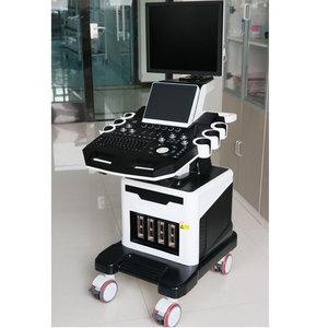 China Medical 4D Digital Trolley Color Doppler Ultrasound Machine Price