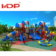 Professional Factory Supply Innovation And Multifunctional Designs High Quality for 20-35 Kids Outdoor Playground