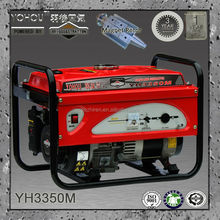 400v Ac 18kw 31kw one-up Robin Gasoline Generator For Banking use