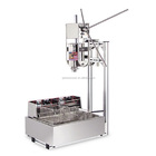 Spain food machinery churros machine and fryer/machine making churro/spanish churro machine