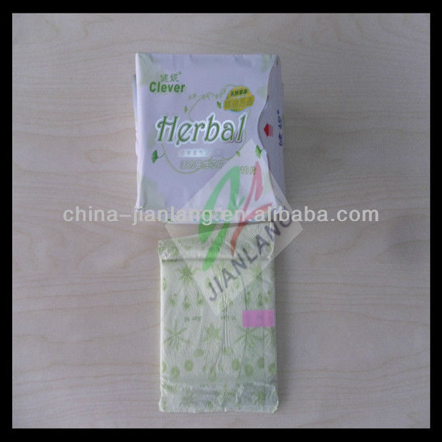 OEM lovely moon ultra thin sanitary pad