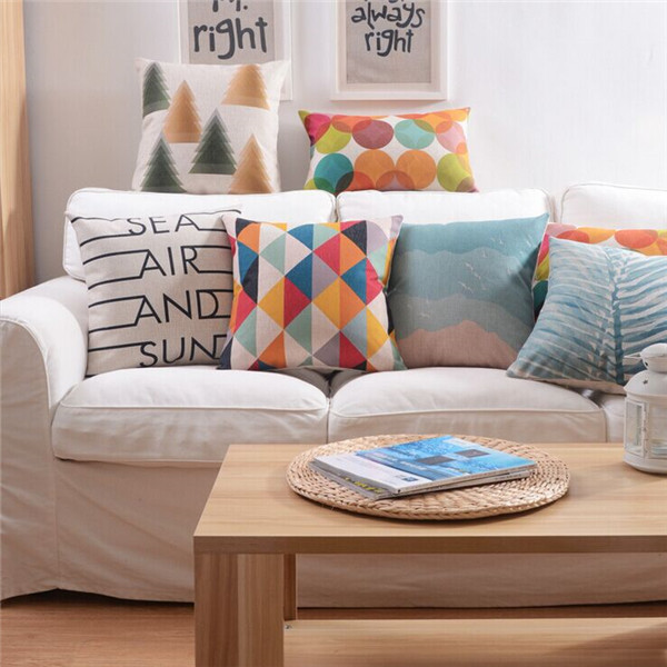 Home Decor Sofa Pillow Cushions And Bed