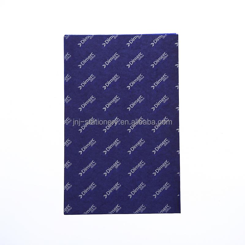 High quality 25 sheets a box handwriting A4 film carbon paper