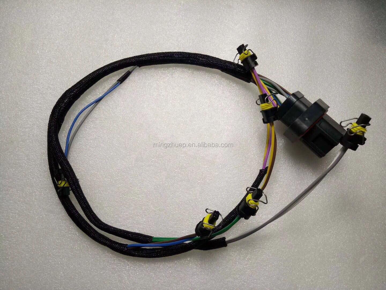 Cat C9 Excavator Injector Wiring Harness 215 3249 2153249 Buy