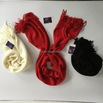 Child Winter Scarf Knitted Scarf Kids Jacquard Scarf Buy Kids