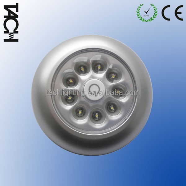 3aaa Small Battery Operated Led Light With Self-adhesive On The ...