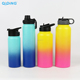 18 oz thermos flask Vacuum double insulation drinkware with straw DF-27-40