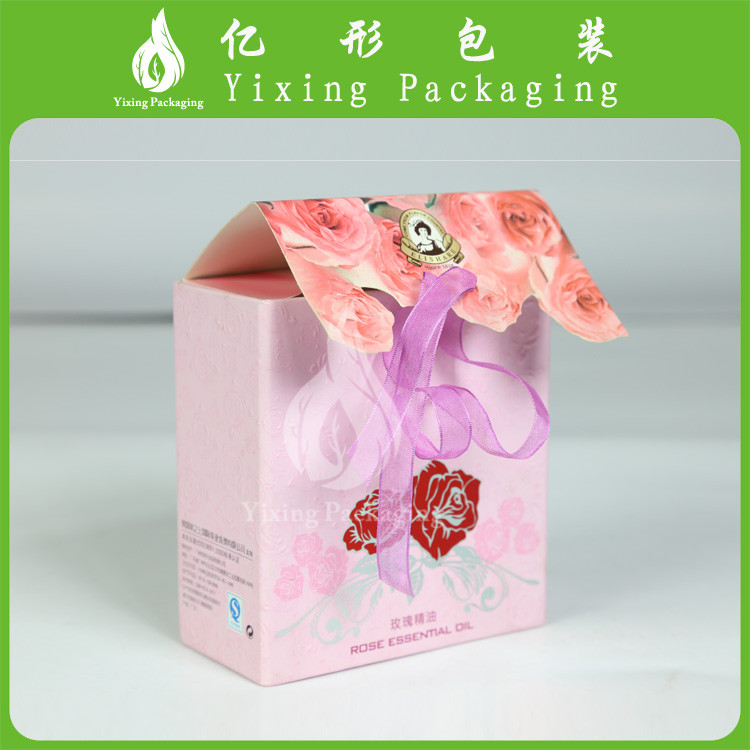 Yixing wonderful personality color / logo paper packaging gift box