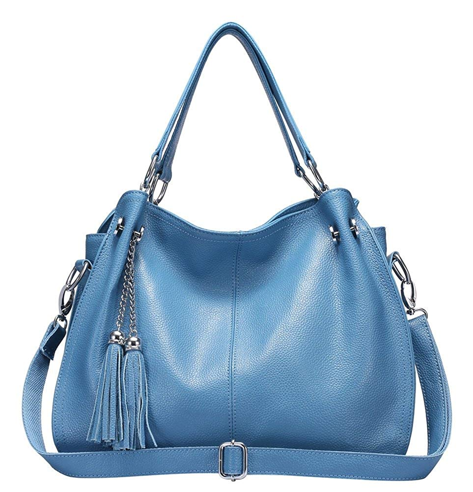 c3446d1abb Get Quotations · Stylish Fringe Crossbody bags For Women Hobo Genuine  Leather Crossbody Bags For Women Medium Size