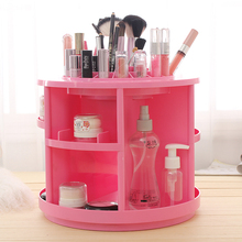 High Quality ABS Plastic Makeup Display Cosmetics Organizer Storage Box