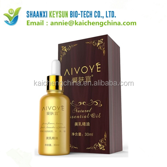 OEM Wholesale 100% Natural Breast Enhancement Massage Oil
