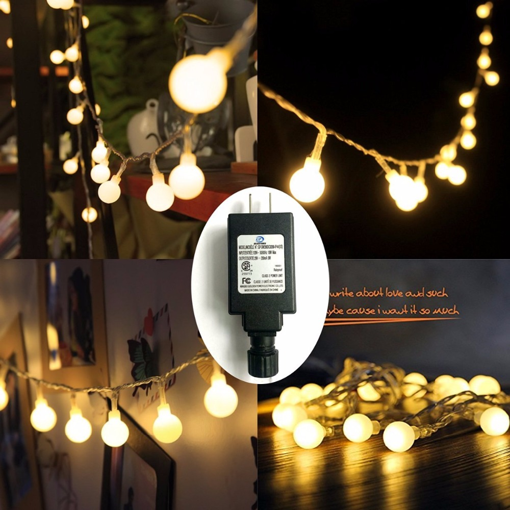 Wholesale Battery Powered 2.3Meter 20 LED Warm White Rose Flower ...