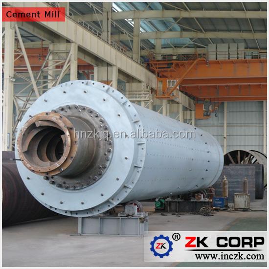 mining machine zk energy saving ball mill