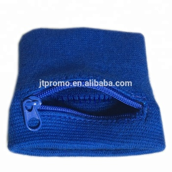 Personalized Mens Sports Sweatbands Wristbands With Pocket - Buy ... 2b49ebfdb2c