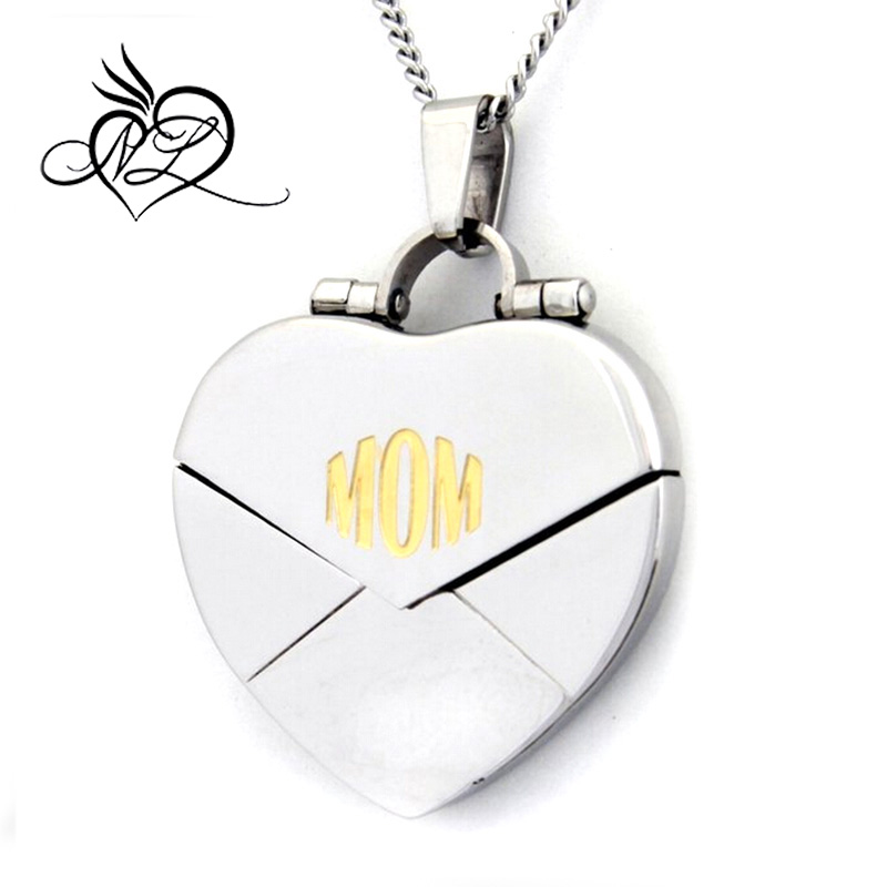 original by letter personalised lockets silver locket with necklace product tree envelope lime limetreedesign
