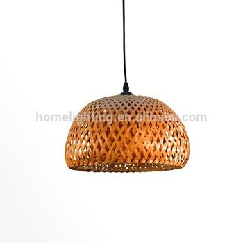 Bls 006 Handmade Bamboo Pendant Lamp