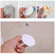 High quality tea room wall hook magic safety cup hooks with hook loop