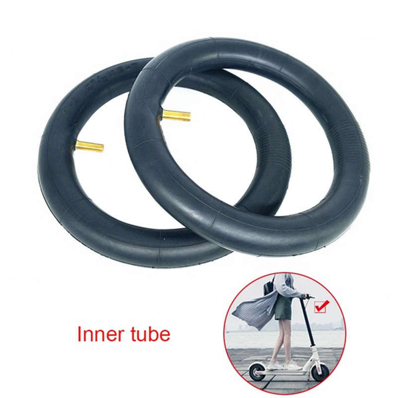 2Pcs Inner Tubes Pneumatic Tires Thick Wheel Tyres For Xiaomi Mijia M365 Electric Scooter 8 1/2X2