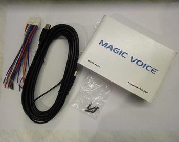 Magic Voice Car Audio System 2input 8output Sound Processor Dsp