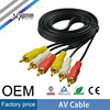 SIPU factory price factory supply high quality AV input output cable made in Chnina