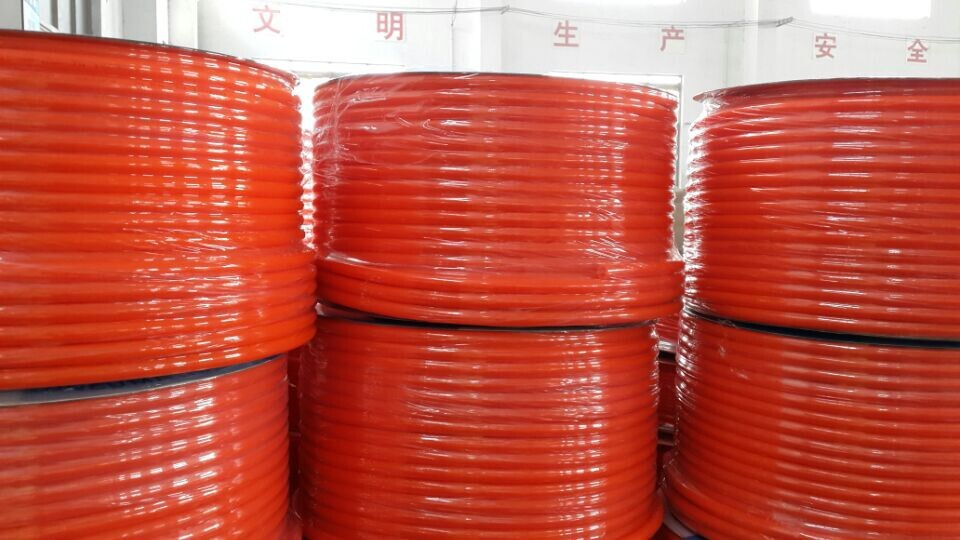 Pnumatic PU TUBE Confirmed ROHS/PU hose with good flexibility /PU air hose
