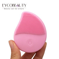 Waterproof Silicone Facial Sonic Cleansing Brush Deeply Cleaning,Beauty & Personal Care Cleansing Brush