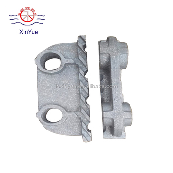 chain belt type grate stoker parts boiler spare parts