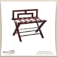 wooden luggage rack for hotel bedrooms - Luggage Racks For Bedrooms