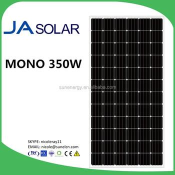 350w Solar Panel 350wp Solar Panel 350 Watt Solar Panel