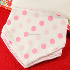 Bandana Bibs / Baby Bibs / Cotton Knitted terry bibs
